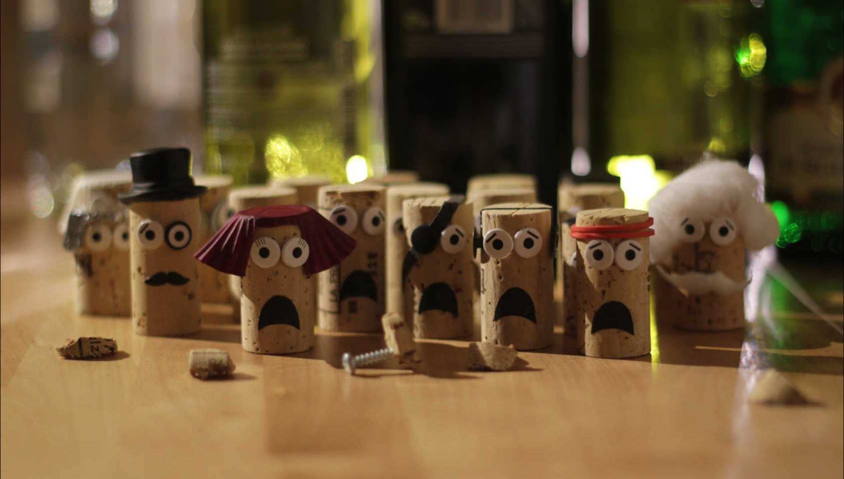 Revenge of the Corks